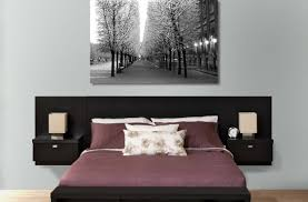 wall mounted furniture design winsome bedroom furniture wall headboards for beds cheap