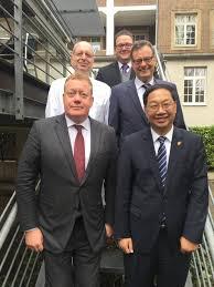 Paracelsus Klinik Bad Gandersheim Paracelsus Kliniken Chinesischer Botschafter Besuchte
