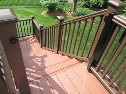 Arcadeck by Azek Pvc Decking And Timbertech Rails By Archadeck St Louis Mo Jpg