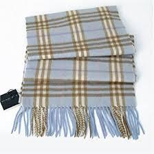 light blue burberry scarf amazon com burberry cashmere baby blue plaid long scarf clothing