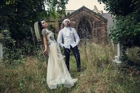 a corpse wedding steph rock n roll