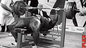 Bodybuilder Bench Press Even Stronger Than They Look Ben White Flex Online