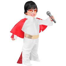 Halloween Jumpsuit Costumes Amazon Child U0027s Toddler Elvis Jumpsuit Halloween Costume 3 4t