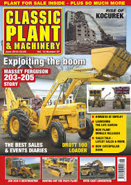 classic plant u0026 machinery june 2015 by augusto dantas issuu