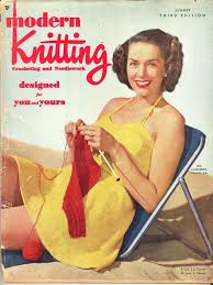 54 best vintage knit images on vintage knitting