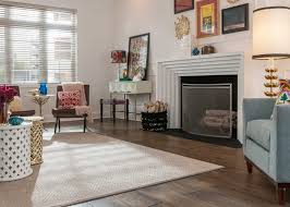 got hardwood decorate with a rug shaw floors