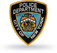 nypd badge police badges pinterest