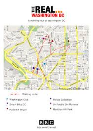 Walking Map Of Washington Dc by Bbc News Programmes The Real Washington Dc Audio Walking Tour