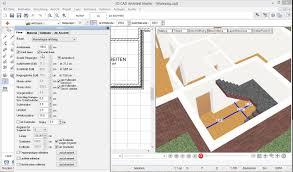 architektur cad treppe zeichnen im 3d cad architekt dem hausplaner concadus