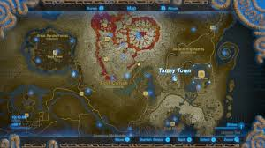 Wind Waker Map Image Tarrey Town Map Jpg Zeldapedia Fandom Powered By Wikia