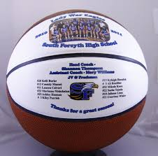 personalized split panel fullsize basketball creative laser