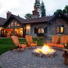 Best Fire Pit Ideas Images On Pinterest Patio Ideas Backyard - Backyard firepit designs