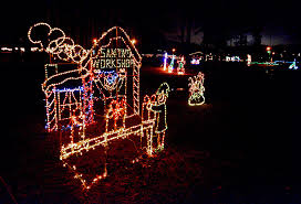 Christmas Display Vandalized At Sportsman Lake Park News