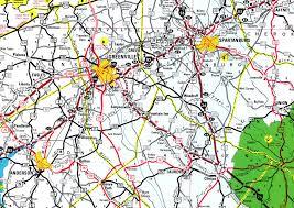 sc highway map interstate guide interstate 385 south carolina