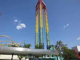 Six Flags San Antonio Scream At Six Flags Fiesta Texas Theme Park Archive