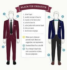 black tie attire best 25 creative black tie ideas on party wall