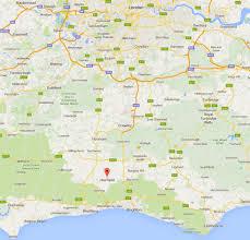 Surrey England Map by Bespoke Kitchens By Simon Benjamin Furniture