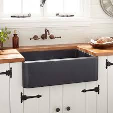 Kitchen Sink Copper Copper Kitchen Sinks Signature Hardware