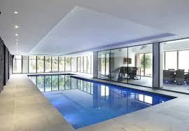 exquisite design indoor pool ideas featuring rectangle shape long