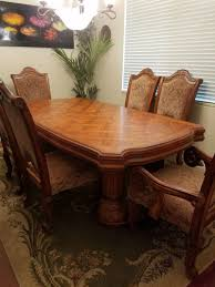 Michael Amini Dining Room Furniture Aico Michael Amini Dining Table Set For Sale In Rancho Cordova Ca