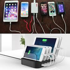 charging station phone best price universal multi port 5 port mobile phone usb charging