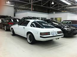 Mazda Rx7 Prices Act 1981 Series 2 Mazda Rx7