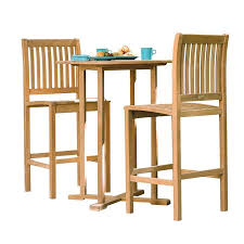 Outdoor Bistro Table Bar Height Patio High Table Outdoor Set Outdoor Bar Stools Set Of 4 Outdoor