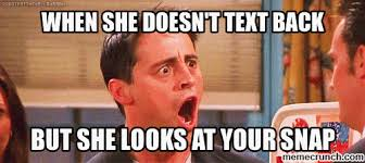 Text Back Meme - she doesn t text back