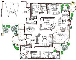 bloombety energy efficient for eco friendly house plans eco house floor plans