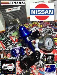 nissan australia parts accessories fuel pressure regulator nissan fuel rail adapter 11mm