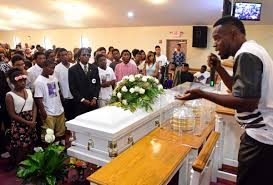 Words Of Comfort For Funeral Ej U0027s Mourners Encouraged To Listen Learn U0027cherish The Moment