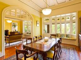 federation homes interiors single pendant lighting and large archways were often found in