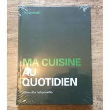livre de cuisine thermomix cuisine au quotidien de thermomix format beau livre