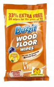 wood floor wipes x 18 large wipes amazon co uk pet supplies