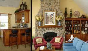 New Home Interior Design Classic Builders Inc Syracuse Indiana