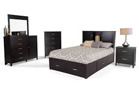 How To Make A Queen Size Platform Bed With Drawers by Dalton Bedroom Furniture Bob U0027s Discount Furniture