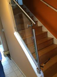 Stair Railing And Balcony Installations Centennial Glass