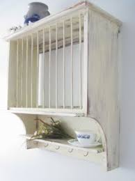 Shabby Chic Plate Rack by Duck Egg Blue Kitchen Plate Rack From The White Lighthouse