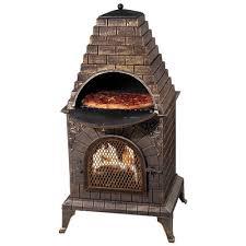 Firepit Pizza Deeco Aztec Pizza Oven Outdoor Fireplace Reviews Wayfair