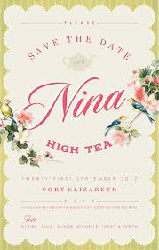 kitchen tea invitation ideas best 25 high tea invitations ideas on tea tea