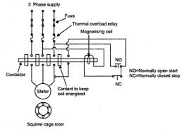 abb contactor wiring diagram reversing starter wiring diagram