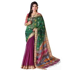 jamdani sharee exclusive silk jamdani saree ts4970