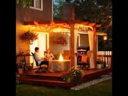 How To Decorate A Patio Outdoor Patio Decorating Ideas Youtube