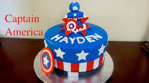 captain america cake topper how to make a bursting through fondant cake