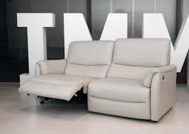 Power Sofa Recliners Leather by Ziwa 8005 Genuine Leather Sofa W Power Recliner U0026 Options