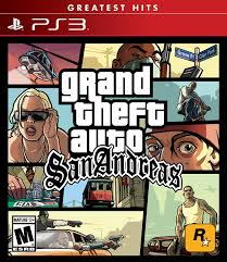 amazon com grand theft auto san andreas playstation 3 take 2