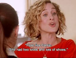 Sex And The City Memes - 6 things we learnt from carrie bradshaw style magazines