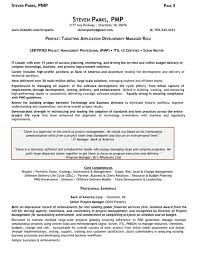 Software Professional Resume Samples by The Resume That Will Move You From Team Lead To Software Manager