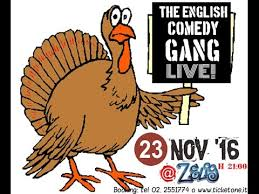 the comedy live speciale thanksgiving