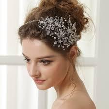 wedding headband new wedding headband headbands rhinestone bridal hair